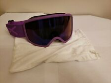 Anon Burton Purple Deringer Ski Snow Goggles Purple With Purple Lens