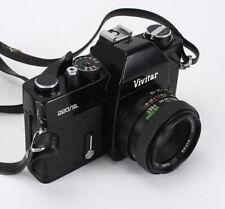 VIVITAR 220/SL BLACK, 50/1.8 VIVITAR (HAZE, DUST), VARIOUS ISSUES/209068