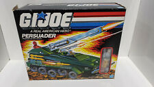 1987 GIJoe Persuader and Backstop - MIB, Boxed, Sealed Contents, Unassembled