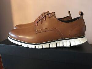 Men's Cole Haan ZEROGRAND Plain Toe Oxfords Shoes.