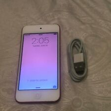 Apple iPod touch 5th Generation Pink (32 GB) Bundle Great Condition