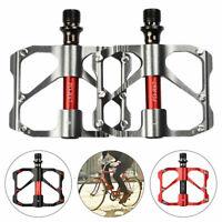 PROMEND Sealed Bearing MTB Road Bike Pedal 9/16'' Flat Aluminum Bicycle Pedals