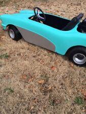 "corvette go cart fiberglass 6'3"" length 2'4"" width"