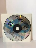NEW/SEALED Sony PlayStation Magazine March 2001 Playable Demo Disc #42 PS1