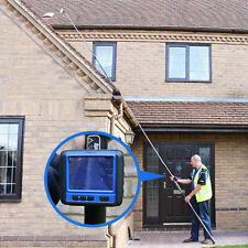 Recordable Wireless Camera & Monitor System - Heavy Duty Inspection Roof Gutters