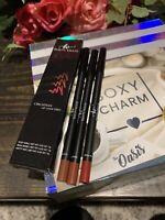 Beauty Vaulte-Circadian Lip Liner Trio Kozy Kira, Beau Babe, Natty Nat Boxycharm