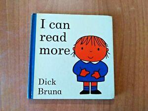 Dick Bruna I CAN READ MORE Methuen Children's Book Ltd. 1977