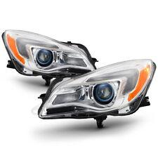 *Upgrade Projector Style* 14-17 Buick Regal HALOGEN Model Replacement Headlight