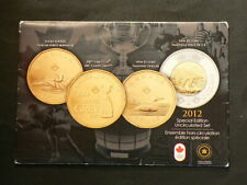 🍁 2012 Canada Special Edition Unirculated Coin Set with CoA #3746