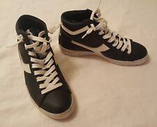 Diadora women's high top sneakers, high top tennis shoes Size 6.5