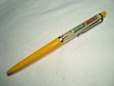 BRUSSELS BRUXELLES Belgium rare vintage floating floaty pen Eskesen Denmark