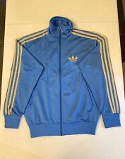 Adidas Originals ADI-Firebird Track Top Jacket Blue Gold Size S V32675