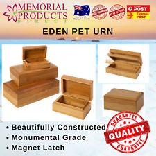 Eden Pet Urn Cremation Urn for Ashes