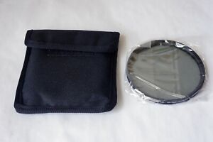 LUMINESQUE CPL CIRCULAR POLARIZER  FILTER 77MM WITH CASE FACTORY SEALED NEW