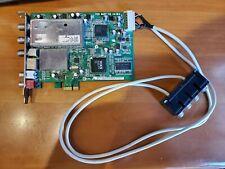HP 5189-1098 FM1236/F ATSC NTSC FM TV Tuner PVR PCI-E1x Card + Extender - OEM