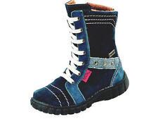 28 Größe Schuhe für Mädchen aus Wildleder mit Reißverschluss