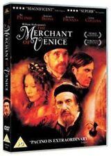 The Merchant of Venice DVD 2004 Region 2