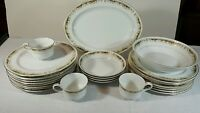 Signature Collection Select Fine China Queen Anne #113 Dinnerware Dishes
