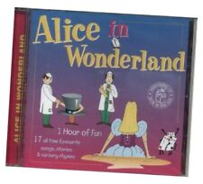 Alice in Wonderland CD By Jack in the Box - Format: Audio CD (1 Hour of Fun)