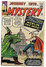 JOURNEY INTO MYSTERY 96 (FN) - Thor and Merlin the Mad