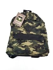 Backpack Caliware Cotton Camo Day Bag Multi Color NWT Flowers Access Bag'nPack