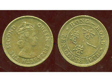 HONG KONG  10 ten cents 1978   ( british colony )     ( bis )