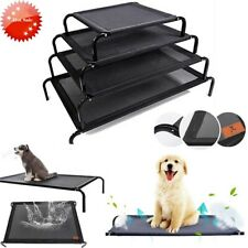Portable Waterproof Elevated Pet Bed Dog/Cat Camping Antislip Trampoline Outdoor