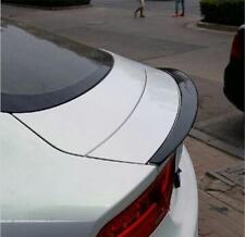 Unpainted RearTrunk Spoiler Lip Wing for Audi A7 2011-2014