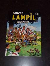 Lambil / Cauvin - Pauvre Lampil 6 - Dupuis - EO