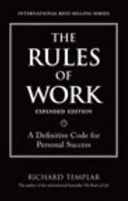 Rules of Work, The, Expanded Edition: A Definitive Code for Personal-ExLibrary