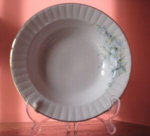 """Vintage Royal Stafford BLOSSOM TIME 8.25"""" Rimmed Cereal / Soup Bowl"""