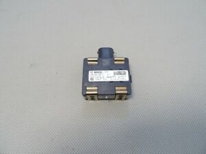 Original VW AUDI Spurwechselassistent Radarsensor BOSCH 3Q0907590C 3Q0907590