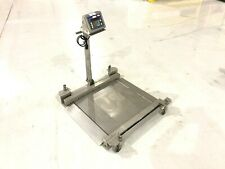 Fairbanks H23 2512 Rolling Drum Scale H90 5200 A Ss 30x30 1000lbs 450kg