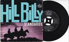 "George Jones, Lester Flatt & Earl Scruggs, The Foggy Mountain Boys - 7"" EP 45"