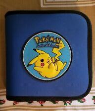 Nostalgic Official Nintendo Pokemon Pikachu 24 CD Holder Carry Case