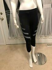 Adidas Adizero Parley Womens 3/4 MId-Rise Tight Leggings Running How We Do S L