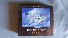 The Yes Story:Dejavu - The Gold Collection - 2 CD Deluxe Edition