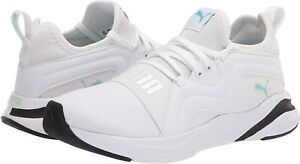 Women's Shoes PUMA SOFTRIDE RIFT BREEZE Athletic Sneakers 19506803 WHITE / BLUE