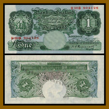 Great Britain (England) 1 Pound, 1948 P-368 AU/ Unc