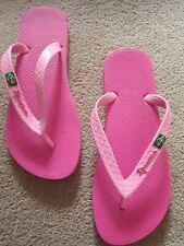 Ladies IPANEMA Flip Flops Size 38EU ( V1W)