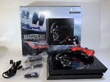 PlayStation 4 Console - Star Wars Battlefront Limited Edition Bundle Darth Vader