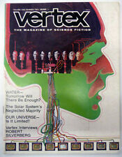 vertex vol 1 n 2 the magazine of science fiction