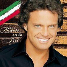 MEXICO EN LA PIEL CD BY LUIS MIGUEL 2 NEW SEALED