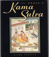 Women's Kama Sutra Lacroix Sex  Positions Erotica Book