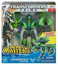 TF Transformers Prime Autobot Beast Hunters Voyager Class - Grimwing