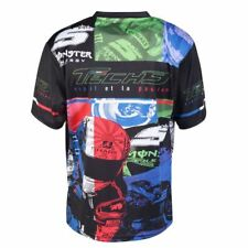 2018 Official Tech 3  Yamaha  Zarco all over printed Team T Shirt