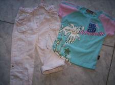 "Süßes Set,  ""TengDa""-Shirt + Krempel-Hose Gr.86/92"