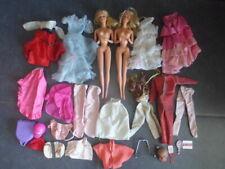 Barbie lotto anni 80 Royal England Princess Twirly curls golden dream Pj bundle
