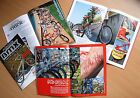 Classic BMX Magazine No4 Old School Hutch Mongoose Skyway Redline Haro GT JMC SE