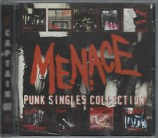MENACE - PUNK SINGLES COLLECTION - (still sealed cd) - AHOY CD 264